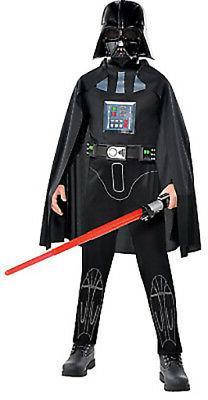 NEW Star Wars 'Darth Vader' Breathing Simulator Costume & Ma