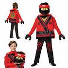 NEW LEGO Ninjago Movie KAI Child Costume - Size 10-12 Large