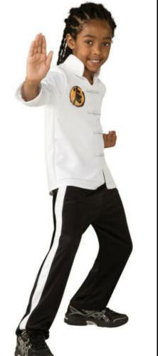 New Rubie's THE KARATE KID Child Boy Costume MEDIUM  Suit