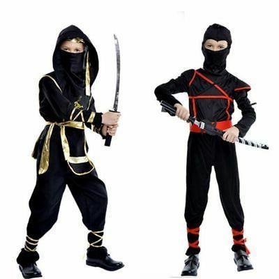 Ninja Boys Assassin Cosplay Party Ninja