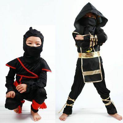 Ninja Costume Boys Party