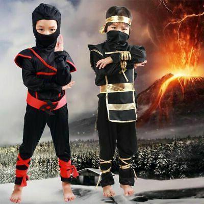 Ninja Ninjago Costume Boys