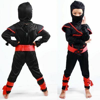 Ninja Kids Boys Assassin Party
