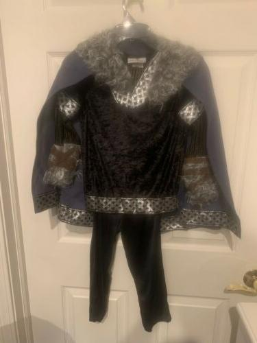 nwot viking warrior costume child size 6