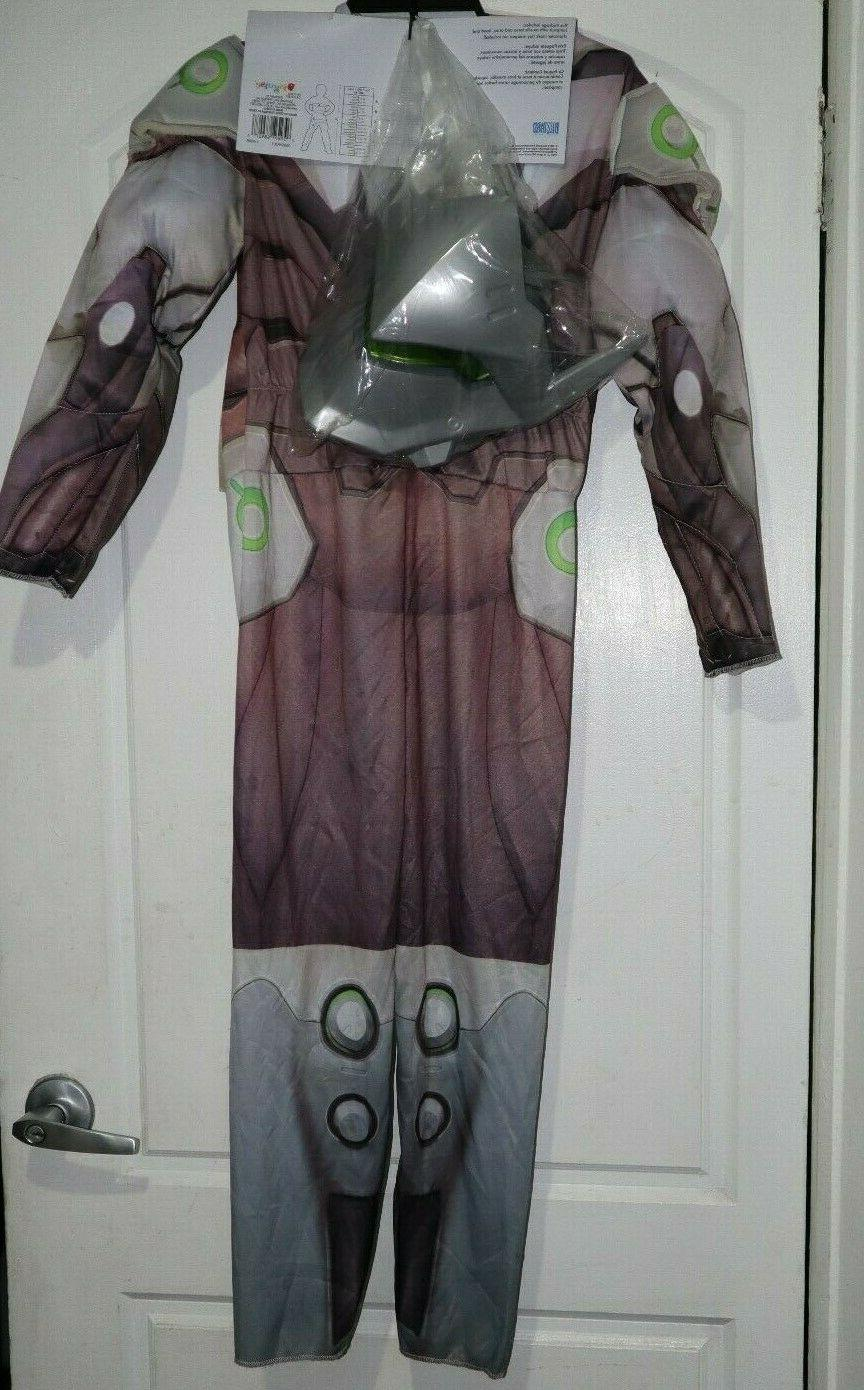Overwatch Muscle Costumes M 7-8