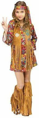 Fun World Costumes Child Peace & Love Hippie Costume Medium