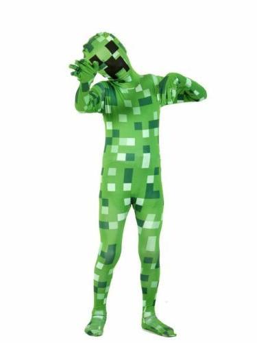 Pixelated Monster Morphsuit