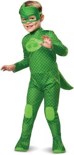 pj masks gekko deluxe toddler size m