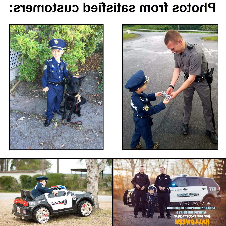 Police Halloween