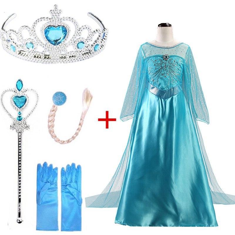 Queen <font><b>Dress</b></font> Vestidos <font><b>Kids</b></font> Clothing Set