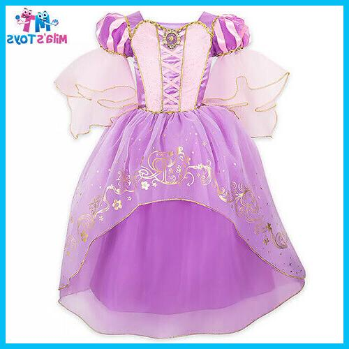 rapunzel costume for kids tangled