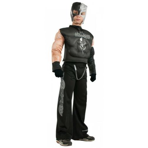 rey mysterio costume kids wwe lucha libre