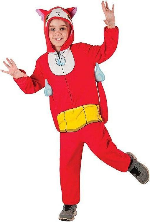 rubie s costume yo kai watch jibanyan