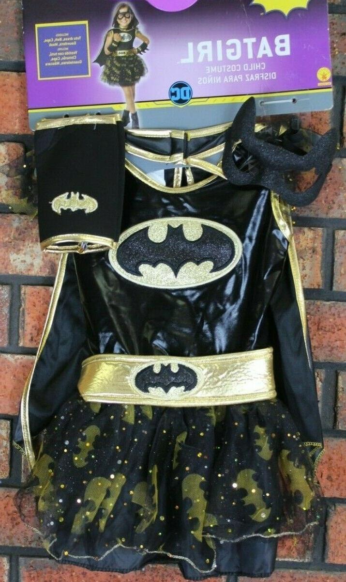 rubie s dc batgirl tutu dress child