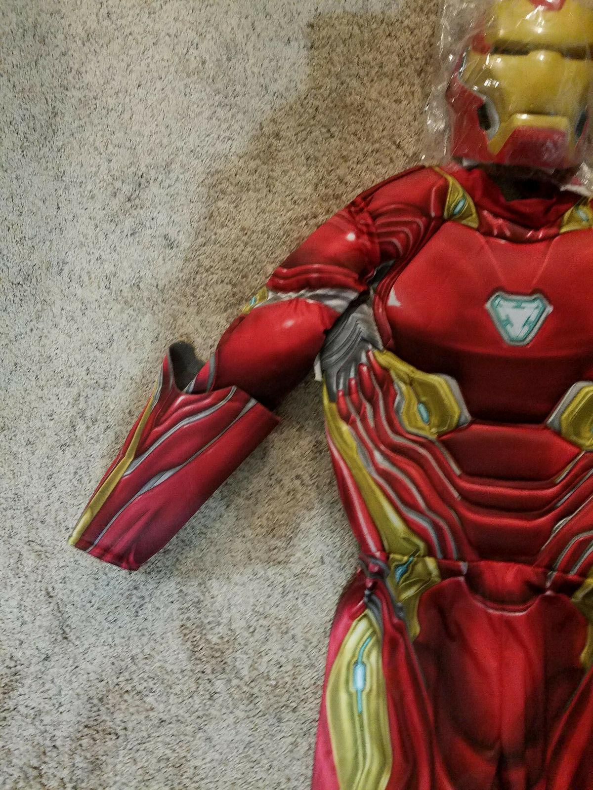 Rubie's Lightup Iron Man Child &