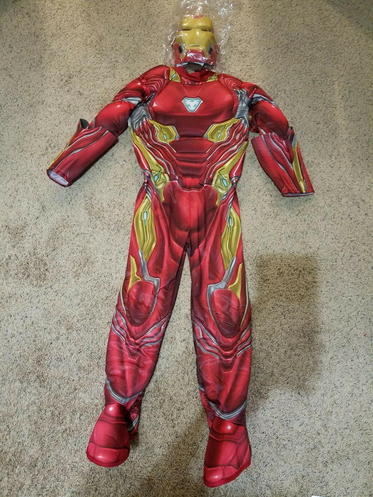 Rubie's Deluxe Lightup Iron Man