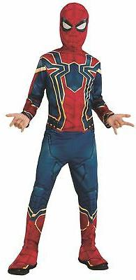 Rubie's Marvel Avengers: Infinity War Iron Spider Child's Co