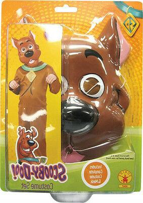Rubie's Scooby-Doo and Size 4-6