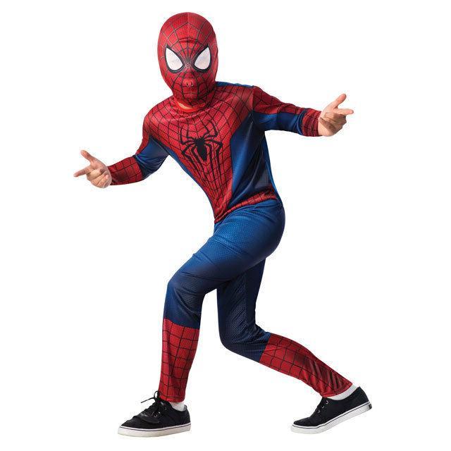 rubie s the amazing spiderman 2 child