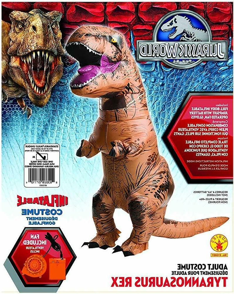 Rubie's Inflatable Costume, Child's Small Rex