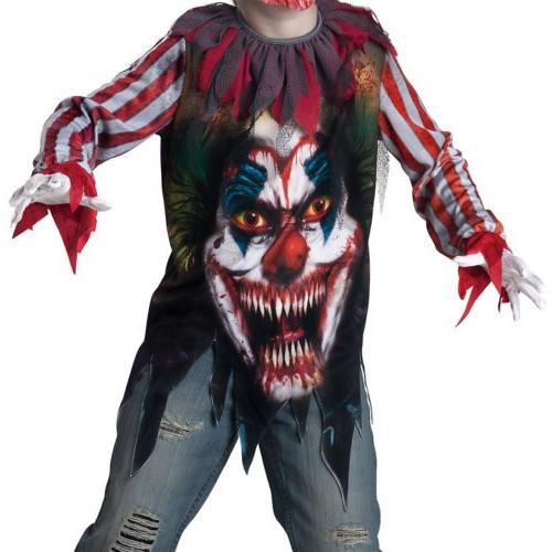 Scary Clown Halloween Dress