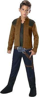 Star Wars Solo Movie Han Solo Child Costume