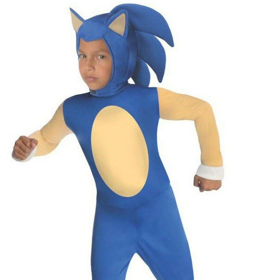 Sonic The Hedgehog Boys -S L 12-14
