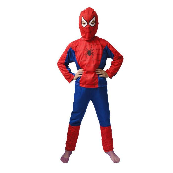 Spideman Costume Fancy Dress Party For