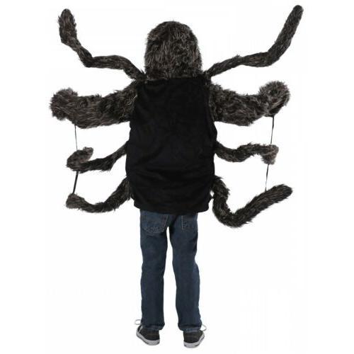 Spider Kids Halloween Fancy