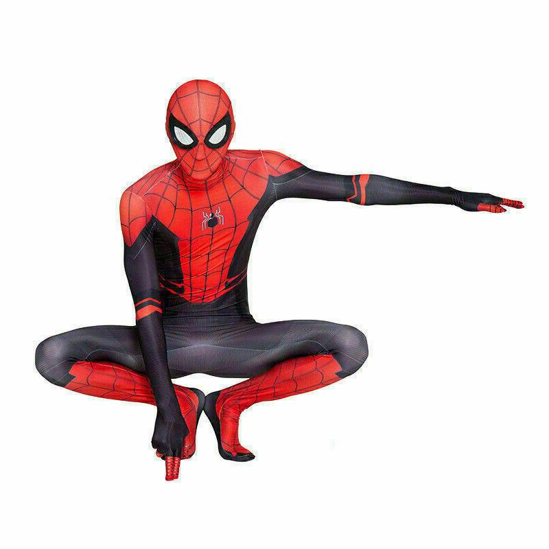 Spider-Man: From Home Cosplay Boys