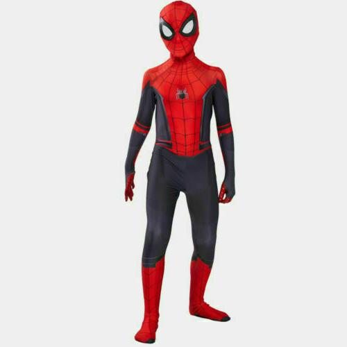 Spider-Man: Far From Cosplay Jumpsuits Boys