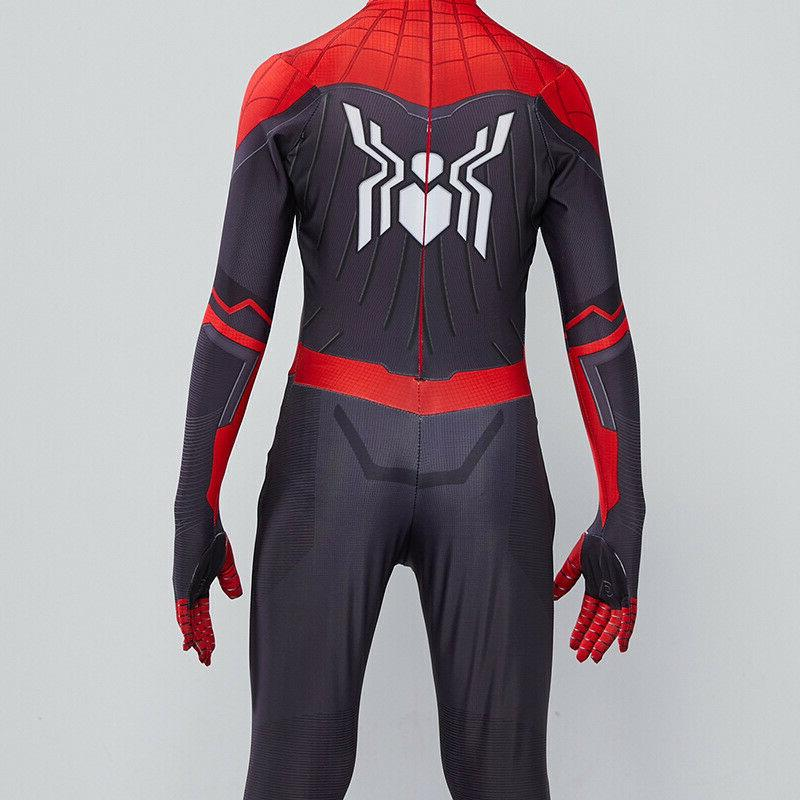 Spider Home Peter Parker Cosplay