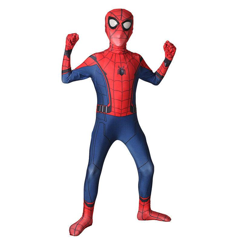 spider man homecoming cosplay costume peter parker