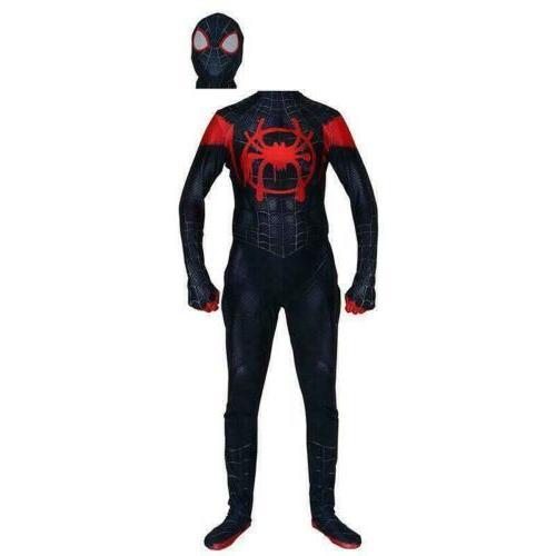 Spider-Man: Into Morales Suit Spider-Verse Kids