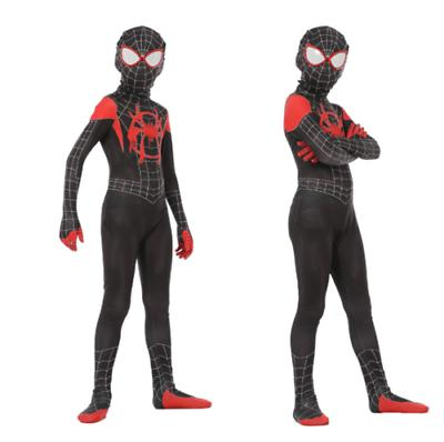 Spider-Man Spider-Verse Miles Morales Kids