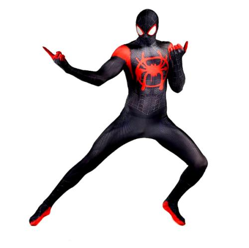 spider man into the spider verse miles