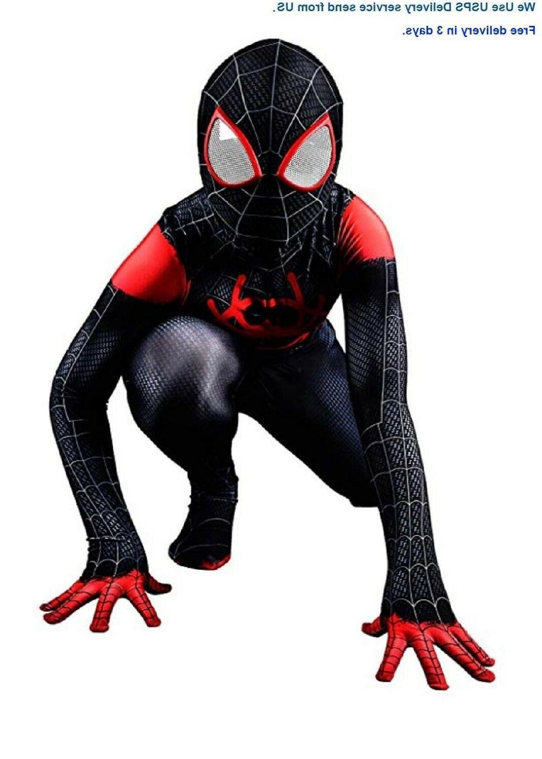 Spider Miles Suit