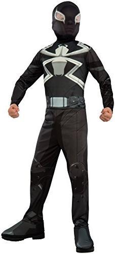 Rubie's Costume Spider-Man Ultimate Child Agent Venom Costum