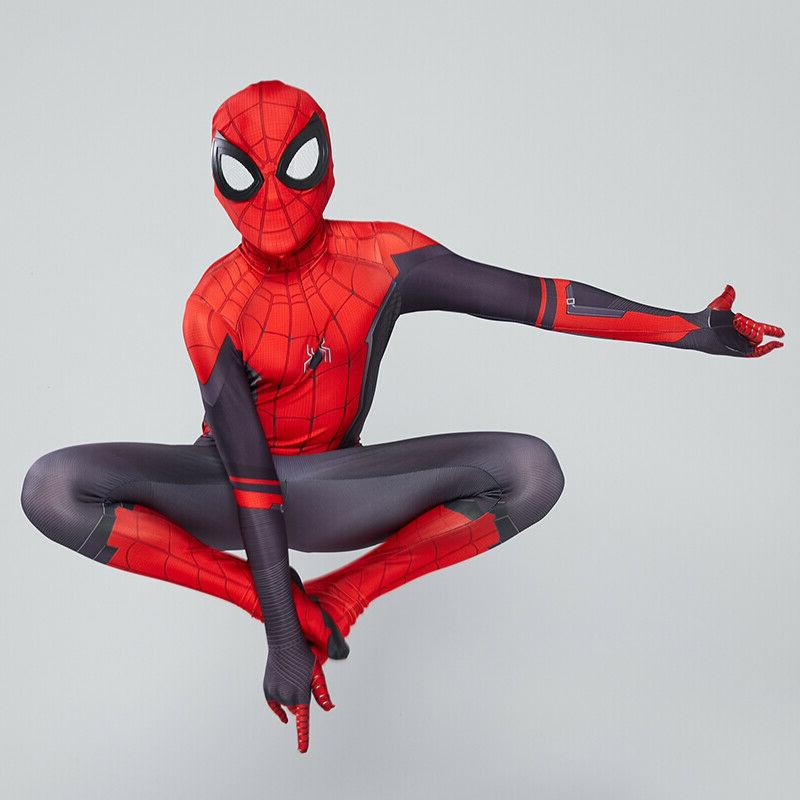 New Far From Home Boys Zentai Costume USA