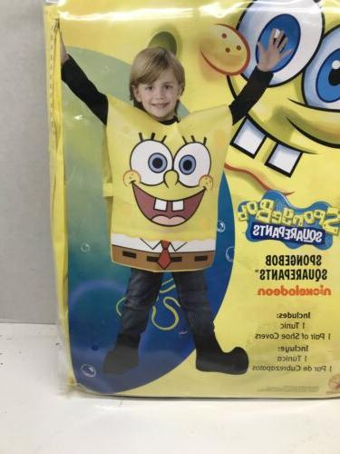 SpongeBob SquarePants Children Tunic Covers
