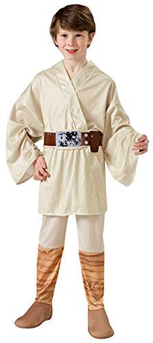 Rubie's Star Wars Classic Child's Luke Skywalker Costume, Sm
