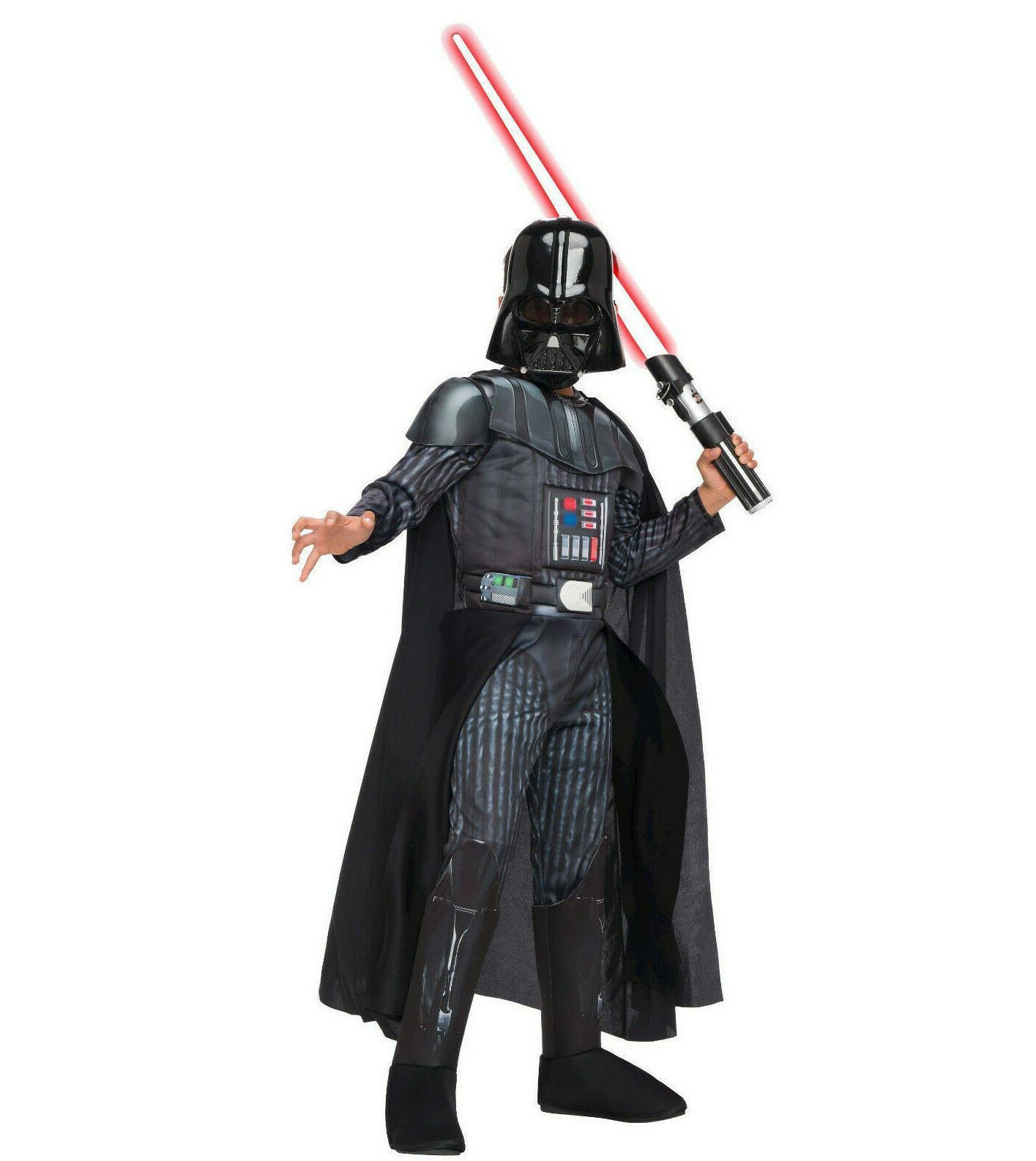star wars darth vader halloween costume child
