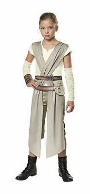 Star Wars Episode 7 Ray Kids Costume Girls Corresponding Hei
