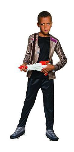 Star Wars: The Force Awakens Child's Deluxe Finn Costume, La