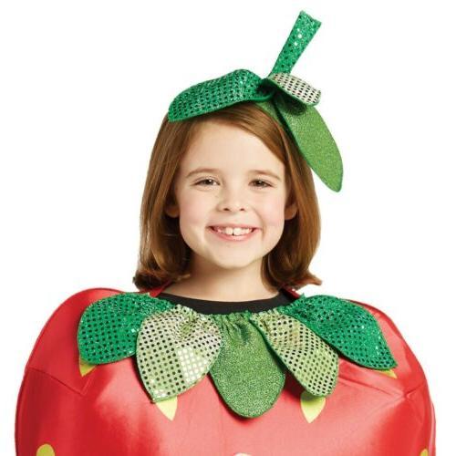 Strawberry Halloween Fancy