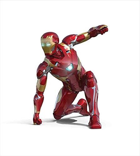Superhero Duvet Cover for Robot Hero Costume Character 4 Bedding 1 Duvet Flat Sheet and Pillowcases