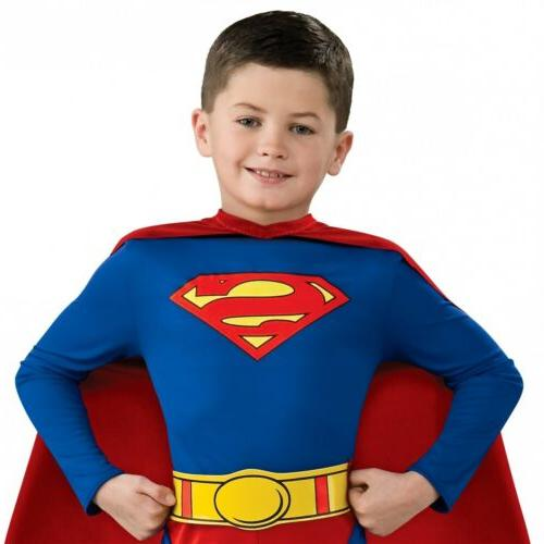 Superman Kids Halloween Fancy