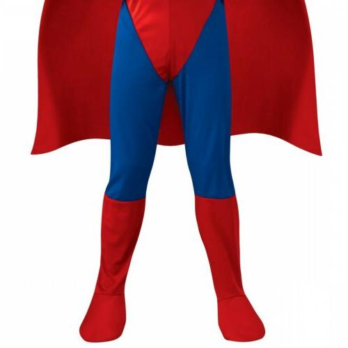 Superman Costume Halloween Fancy