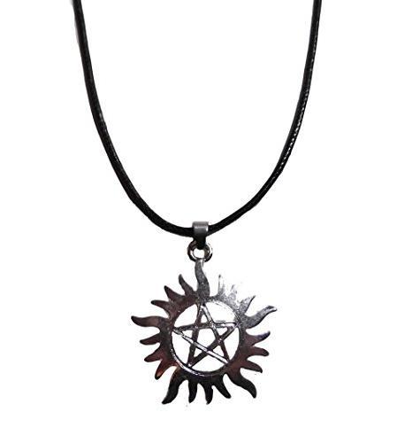 supernatural anti possession symbol pendant