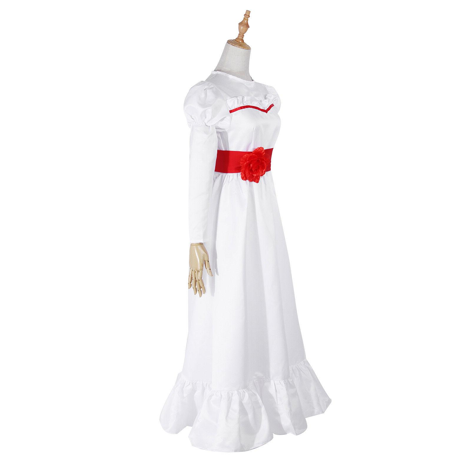 The Annabelle Cosplay Costume Long